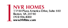 NVR Homes - #1 Builder