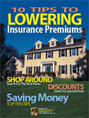 10 Tips to Lowering Insurance Premiums - FREE PDF