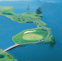 Enjoy Brunswick County's mild climate and the quality golf and waterway communities